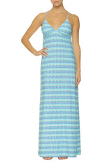 GYPSY DRESS-BEACHCOMBER