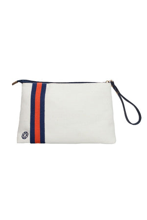 TRAVEL CLUTCH-POPPY