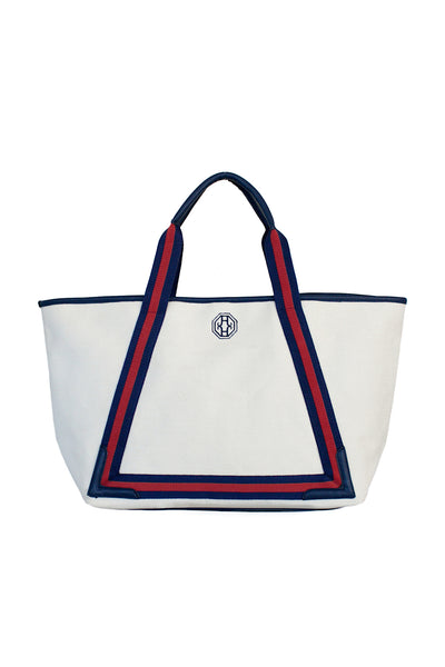 BEACH TOTE-RED
