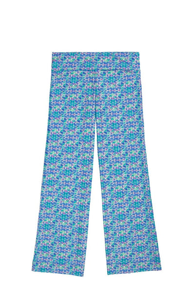 FOLD-OVER BEACH PANT-SEAGLASS