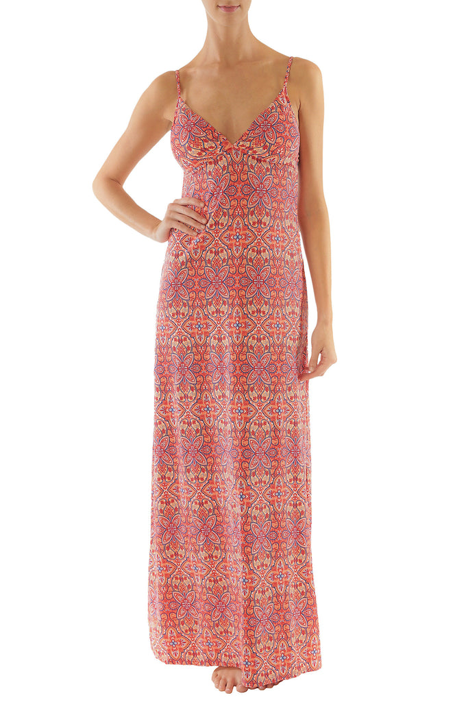 GYPSY DRESS-TAMARIND