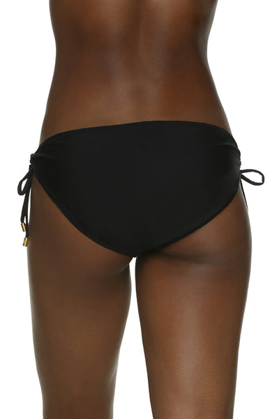 REVERSIBLE TUNNEL SIDE HIPSTER-SUNSET KEY-BLACK
