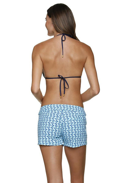 "4"" LACE-UP BOARD SHORT-PALM SPRINGS"