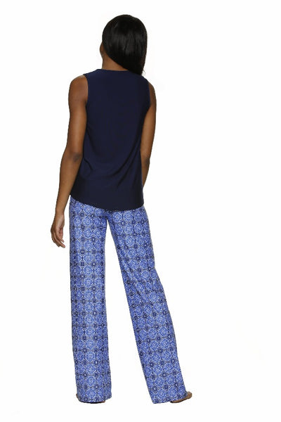 FOLD-OVER BEACH PANT-ANTIBES
