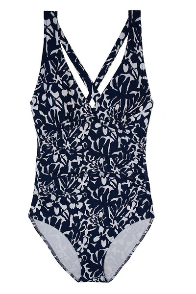 PARADISE ONE-PIECE-PALM BEACH