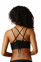 RETREAT BRA-BLACK