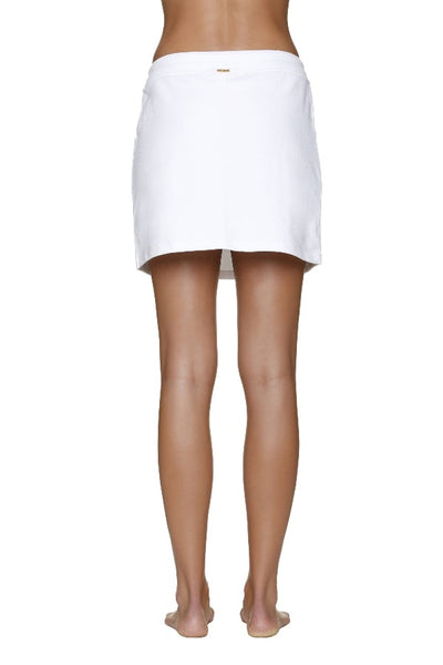 MIA SKIRT-WHITE