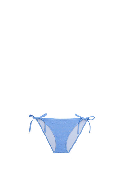 DRAPER JAMES ❤️HELEN JON STRING BIKINI BOTTOM - DERBY EYELET