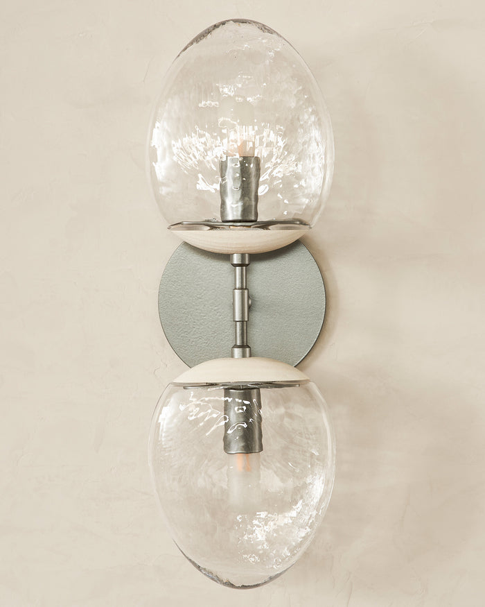 Double Sconce