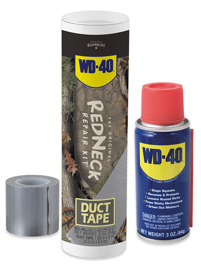 "<center>Original Redneck Repair Kit<span class=""smaller"">&reg</span> <br><span class=""bigger""><strong>FOREST CAMO</strong></span></center>"