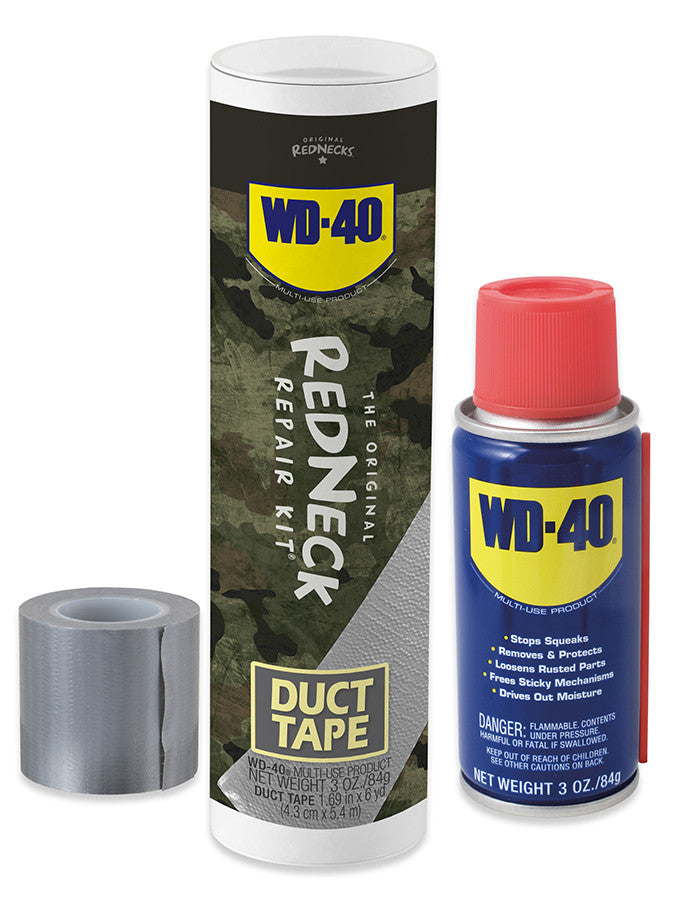 "<center>Original Redneck Repair Kit<span class=""smaller"">&reg</span> <br><span class=""bigger""><strong>GREEN CAMO</strong></span></center>"