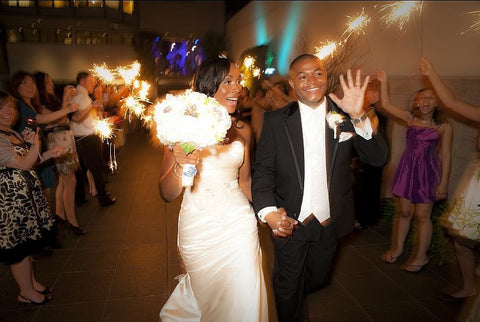 Wedding Sparklers - 17 Inch
