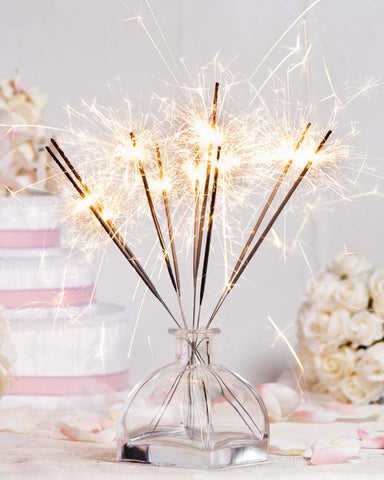 Wedding Sparklers - 9 Inch