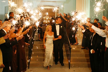 Wedding Sparklers Bundle - 3 Sizes - Box of 244 Sparklers