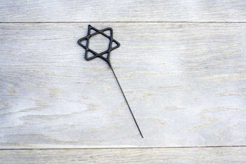 Star Of David Sparklers
