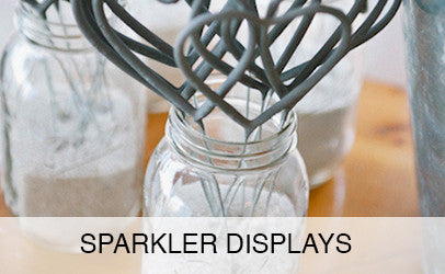 Sparkler Displays