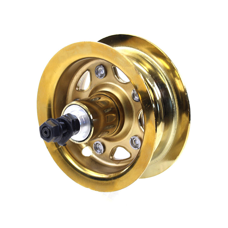 Front Wheel - Gold