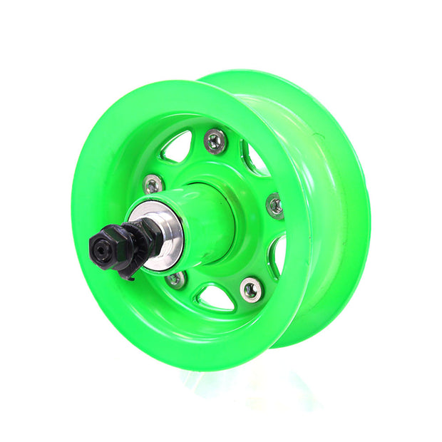 Front Wheel - Green