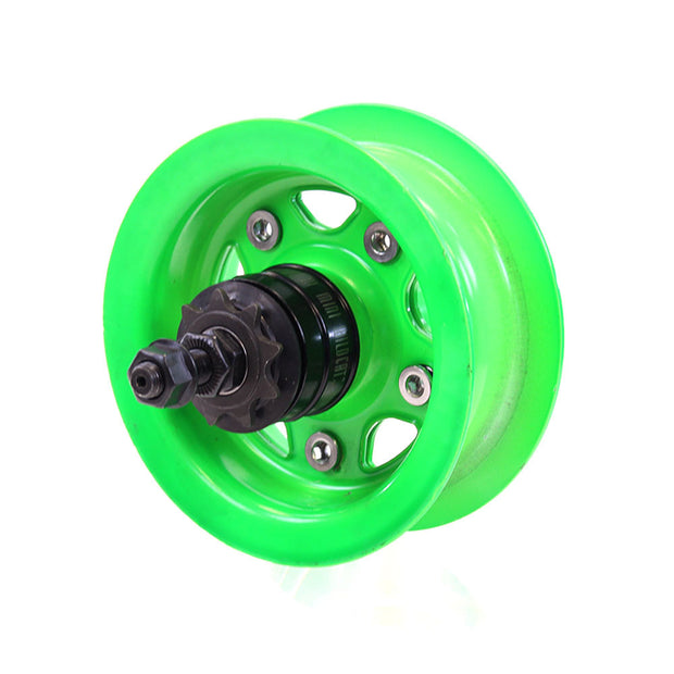 Rear Wheel - Green