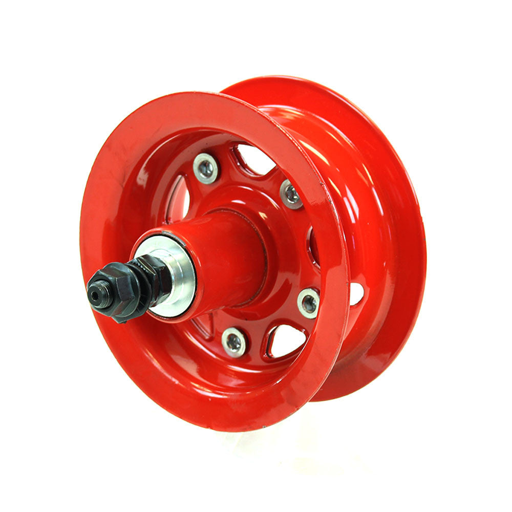 Front Wheel - Red