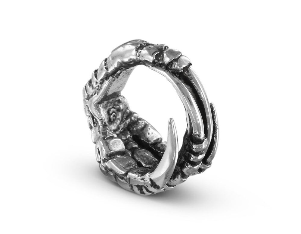 Talon Ring - Silver