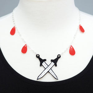 Sword Tarot Necklace