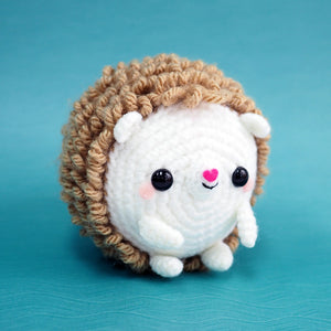 Load image into Gallery viewer, Li'l Round Hedgehog Amigurumi