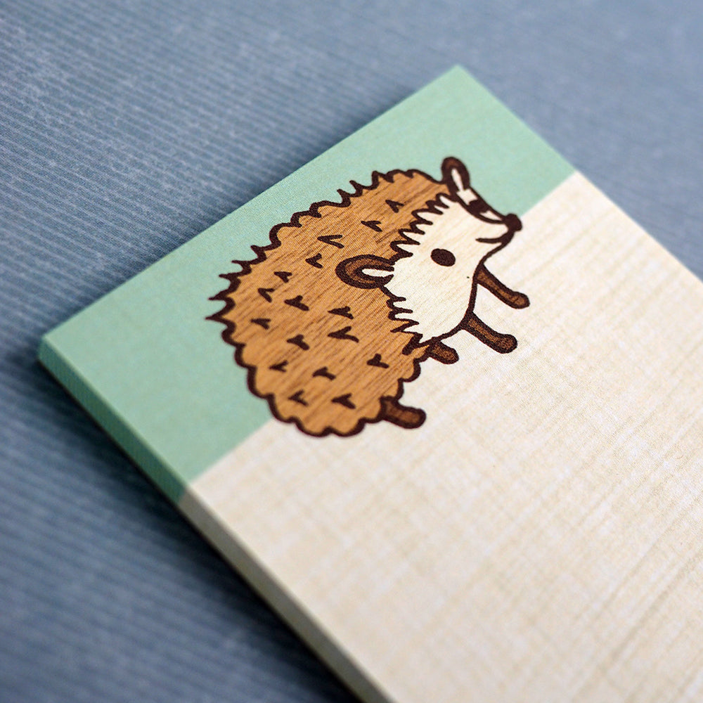 Little Hedgehog Notepad