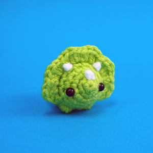 The Smallest Cutest Dinosaur Amigurumi