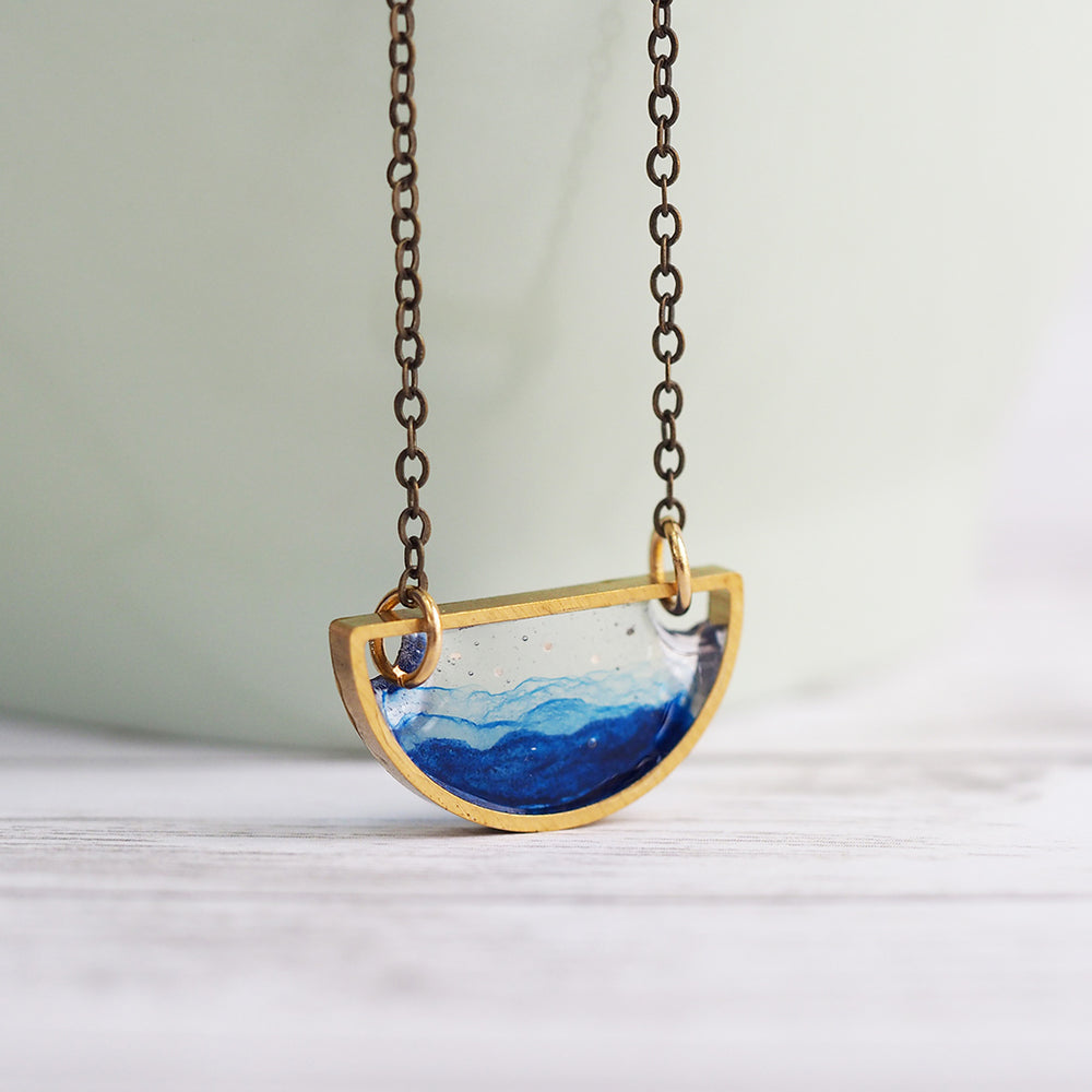 Ocean Sky Necklace