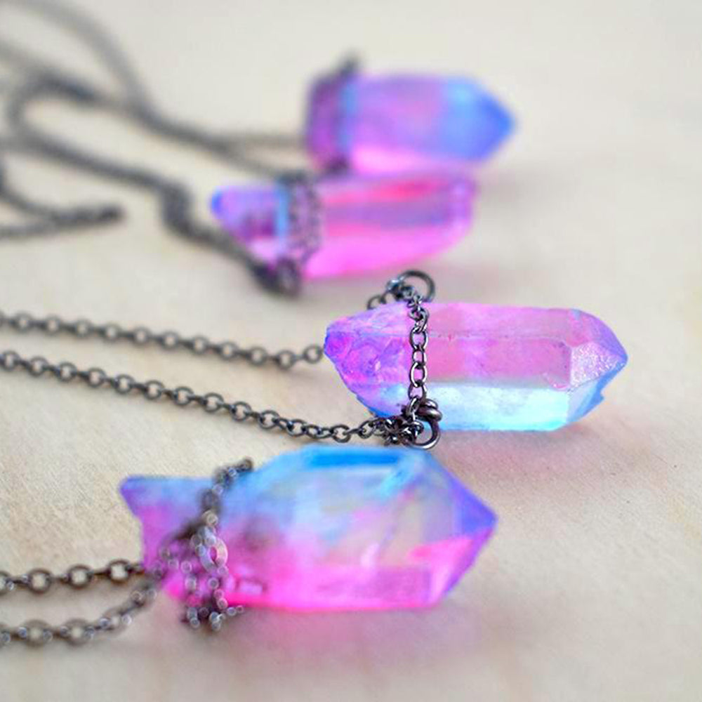 Unicorn Crystal Necklace