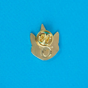 Party Cat - Metal Enameled Pin