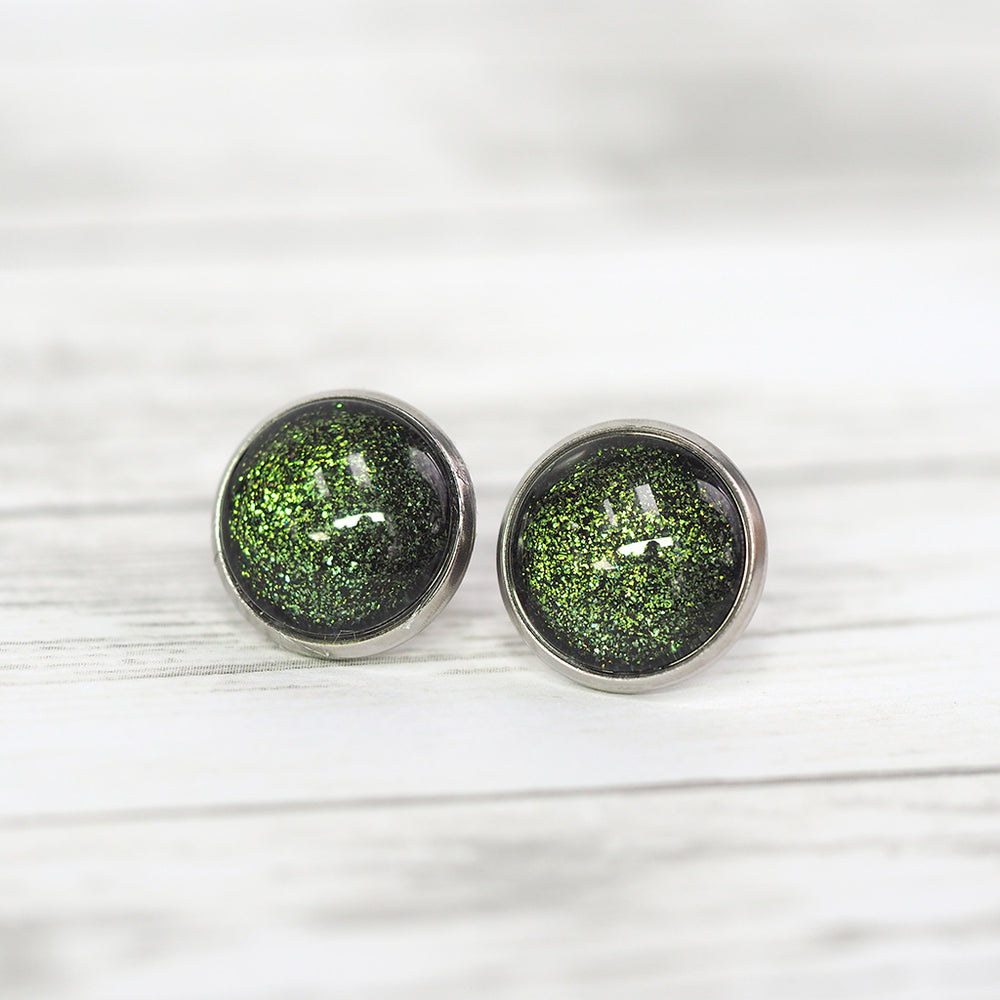 Stud Earrings - Mystic