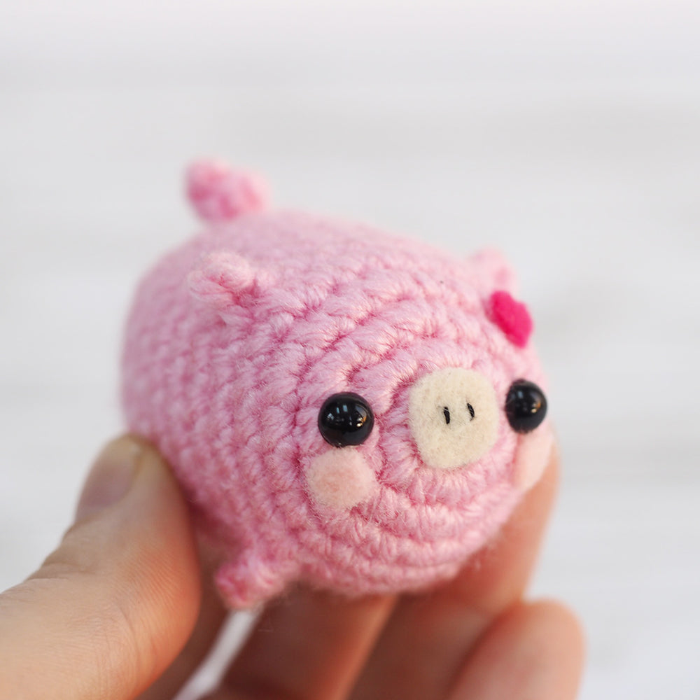 Little Piggy Amigurumi
