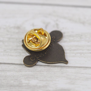 Kitty Bee! Metal Enamel Pin