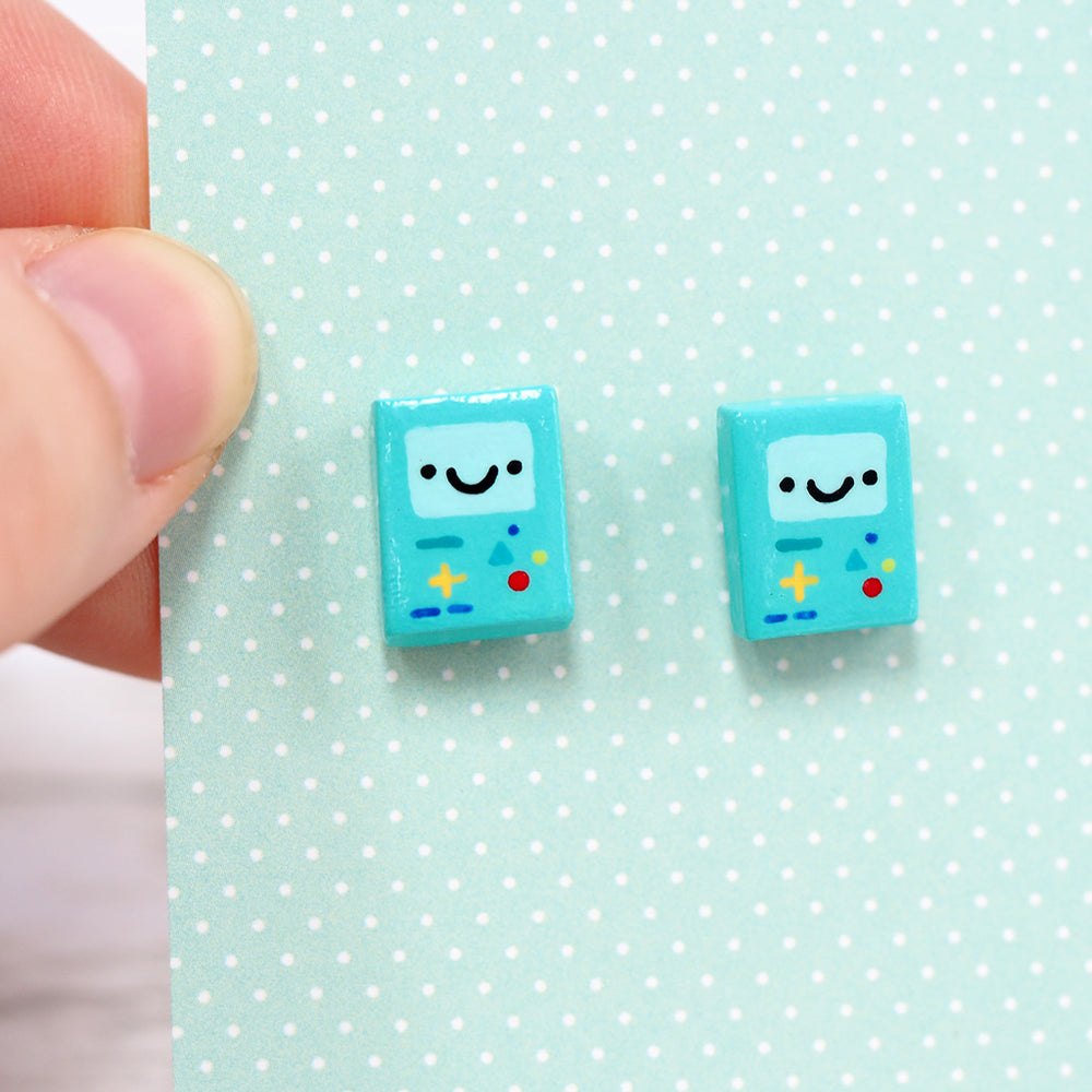 BMO Stud Earrings