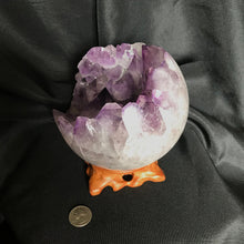 Load image into Gallery viewer, Amethyst Partial Sphere