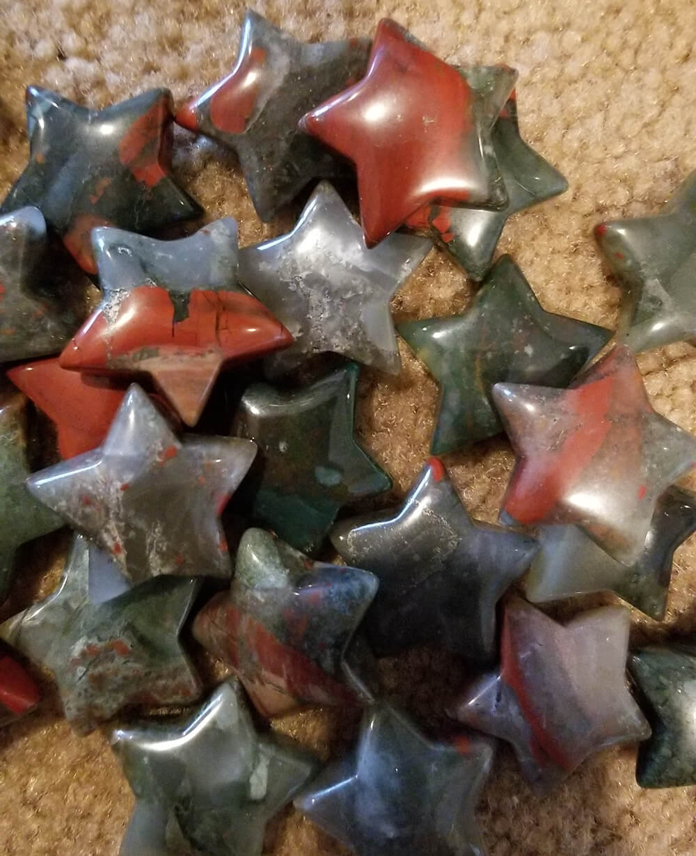 Bloodstone Star