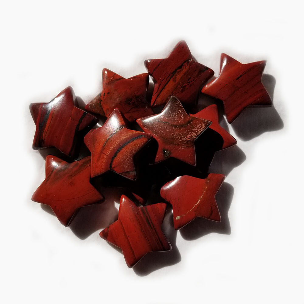 Red Tiger Eye Star