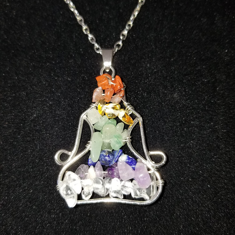 Chakra Body Necklace