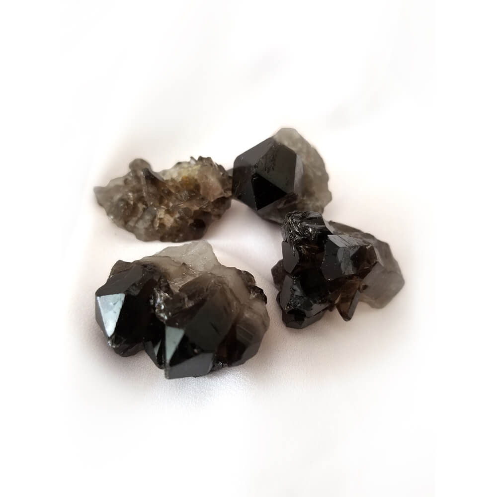 Smoky Quartz Grade A