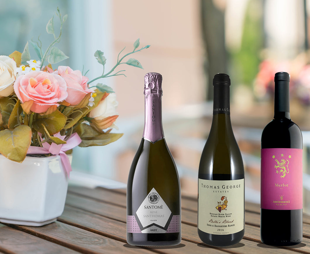 Mother's Day Wine - 3 pack