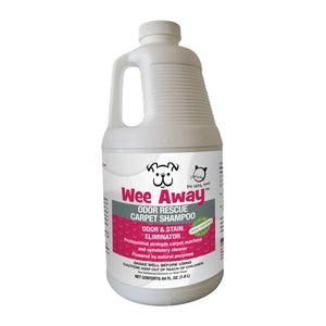 Wee Away Odor Rescue Carpet Shampoo 64oz_300DPIresized