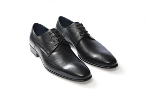 Shoes 100% Leather Black Giannetos Black