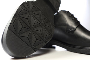 Shoes 100% Leather Black