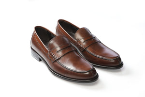 Shoes 100% Leather Gomez Coffee