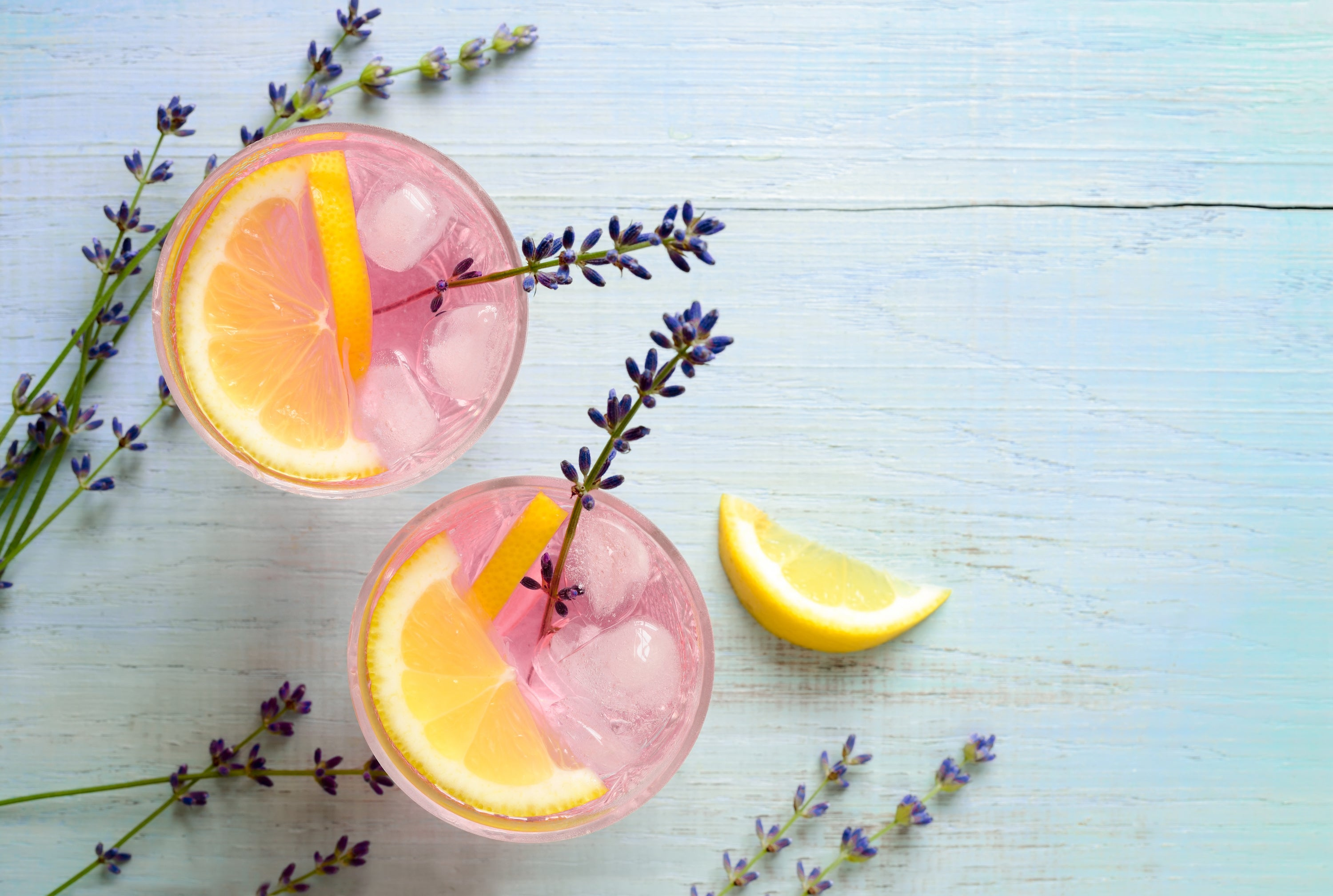 CBD Lavender Lemonade Recipe