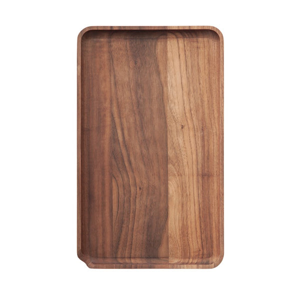 Marley Natural - Wooden Rolling Tray - Small - 3