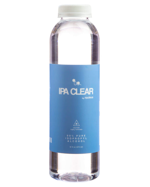 """""""IPA Clear"""" 99% Pure Isopropyl Alcohol"""