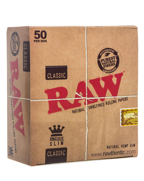 RAW - Classic Rolling Papers - Single Pack - 2